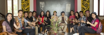 Dialog Kebudayaan Orang Muda – Institut Dayakologi